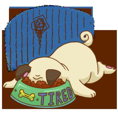 Puppo Pals messages sticker-0