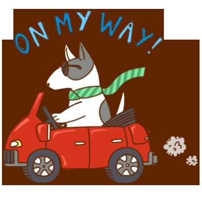 Puppo Pals messages sticker-8