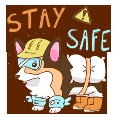 Puppo Pals messages sticker-10