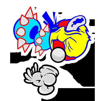 Floyd's Sticker Squad messages sticker-4