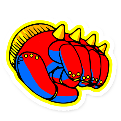Floyd's Sticker Squad messages sticker-8