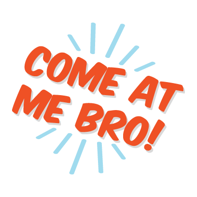 Bromoji - Bro Sports Jokes Funny Lines. messages sticker-2