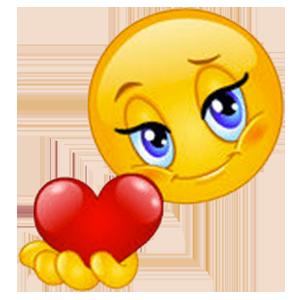 Flirty Emoji Adult Stickers messages sticker-2