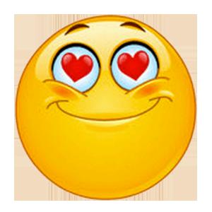 Flirty Emoji Adult Stickers messages sticker-1