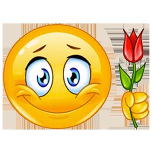 Flirty Emoji Adult Stickers messages sticker-8