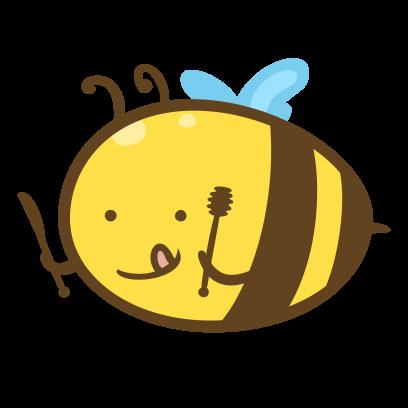 Buzz Bees messages sticker-4