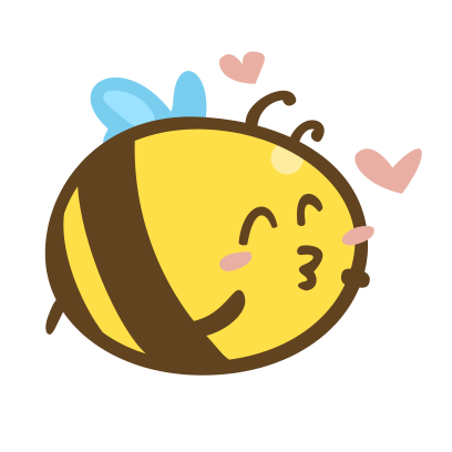 Buzz Bees messages sticker-0