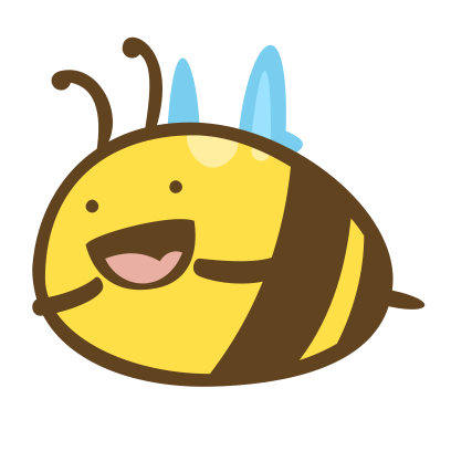Buzz Bees messages sticker-1