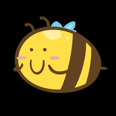 Buzz Bees messages sticker-9