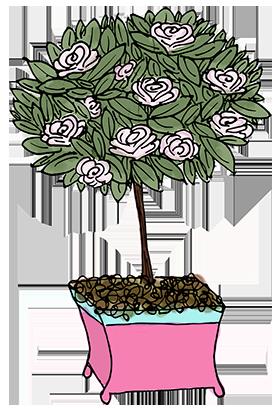 Flower Bouquet Stickers messages sticker-7