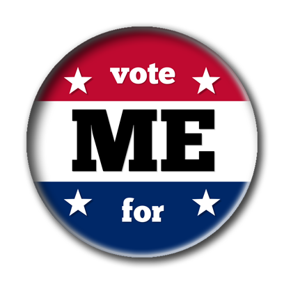 Campaign Election Buttons Vote 2016 messages sticker-10