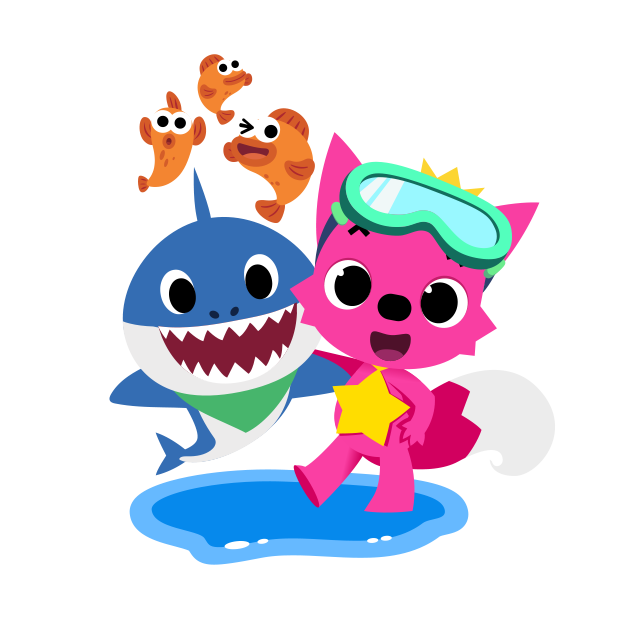 Hello Pinkfong! messages sticker-9