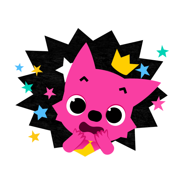 Hello Pinkfong! messages sticker-7