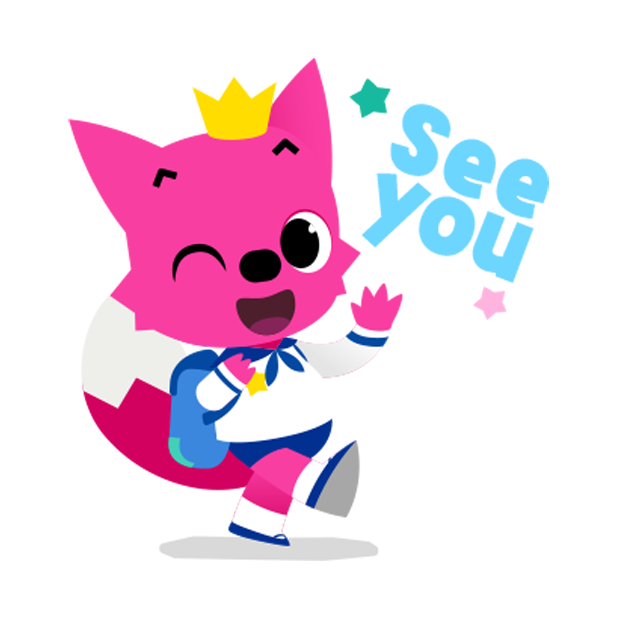Hello Pinkfong! messages sticker-6