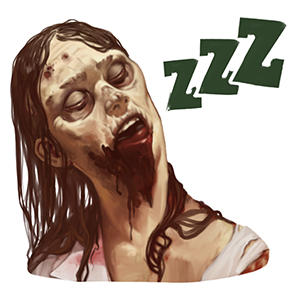 Into the Dead 2 messages sticker-2