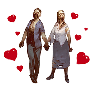 Into the Dead 2 messages sticker-4