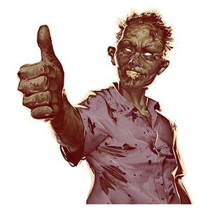 Into the Dead 2 messages sticker-6