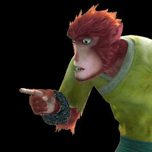 大圣归来动态表情贴纸 Monkey King·Hero is Back messages sticker-0