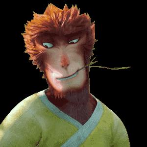 大圣归来动态表情贴纸 Monkey King·Hero is Back messages sticker-6