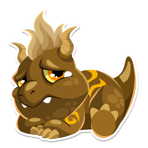 Dragon City Stickers messages sticker-7