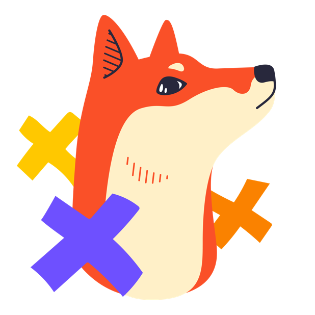Shibe Stickers by Abi Heyneke messages sticker-1
