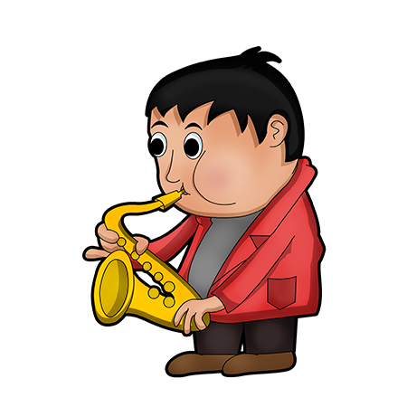 Music Mike messages sticker-1