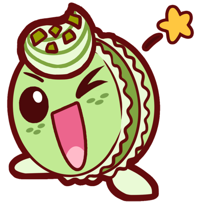 Macarooomates messages sticker-6