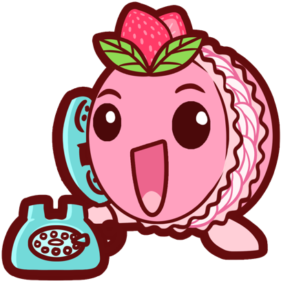 Macarooomates messages sticker-11