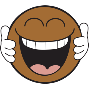 Ochat: Brown Smiley & Emoji Stickers for iMessage messages sticker-2
