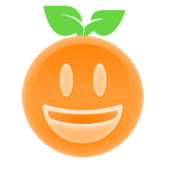 Orange Ya Glad? messages sticker-3