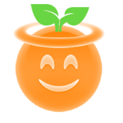 Orange Ya Glad? messages sticker-8