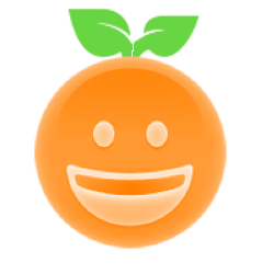 Orange Ya Glad? messages sticker-4