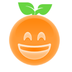 Orange Ya Glad? messages sticker-7