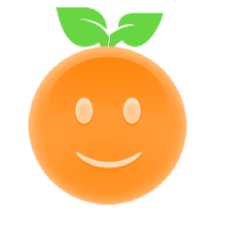 Orange Ya Glad? messages sticker-1