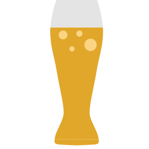 Beer and Wine Sticker Pack for iMessage messages sticker-3