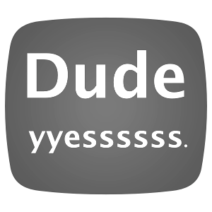 Dude Pack messages sticker-1