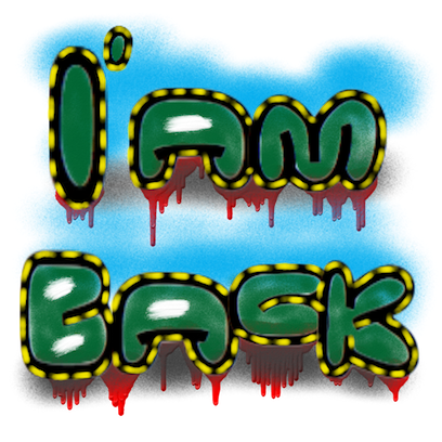 WB Graffiti messages sticker-7