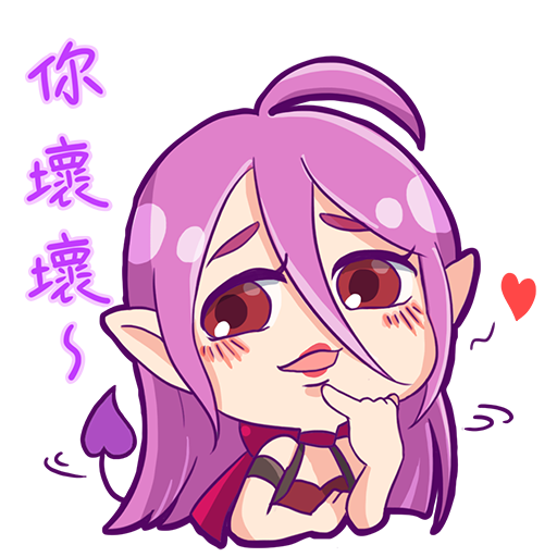 神魔之塔 for iMessage messages sticker-8