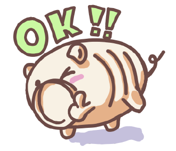 Sakaboo Pig Stickers for iMessage messages sticker-0
