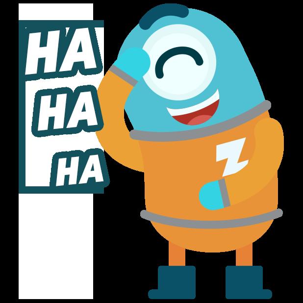 Zap Zap Math Stickers messages sticker-3