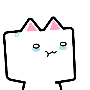 CubeCat Sticker Pack messages sticker-0
