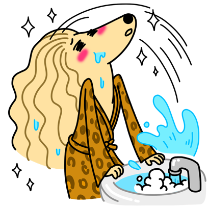 Singer-songwriter Andrea messages sticker-5