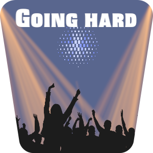 Partying Pack messages sticker-4