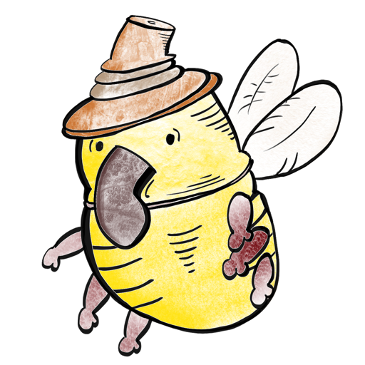 CTD Critter Collection messages sticker-5