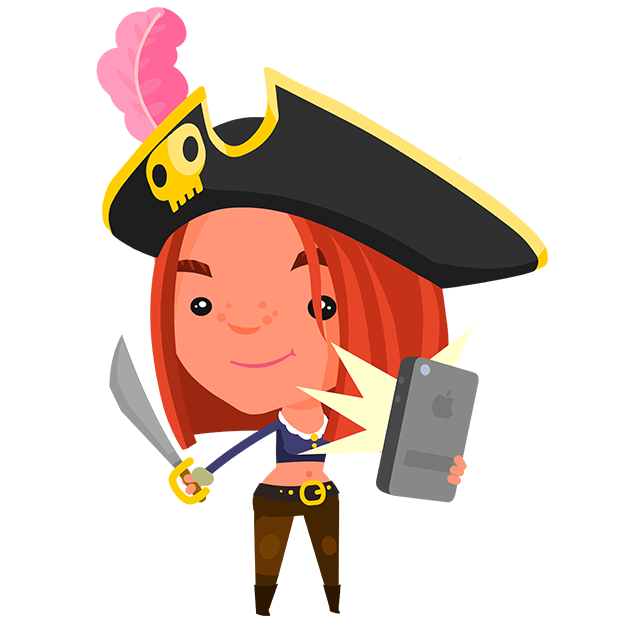 Pirate Kings Stickers for Apple iMessage messages sticker-4