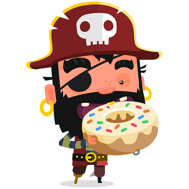 Pirate Kings Stickers for Apple iMessage messages sticker-8