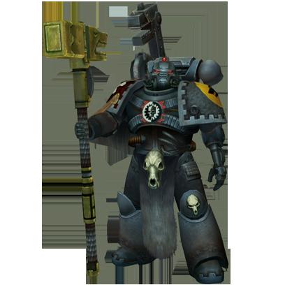 Warhammer 40,000: Space Wolf - Sticker Pack messages sticker-5