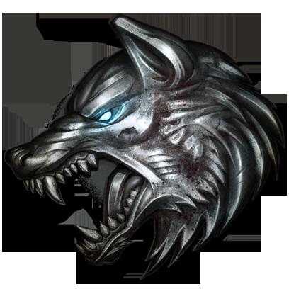 Warhammer 40,000: Space Wolf - Sticker Pack messages sticker-2