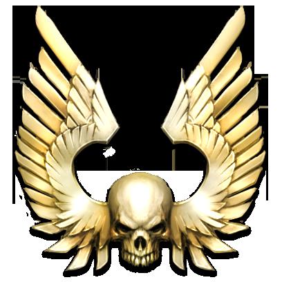 Warhammer 40,000: Space Wolf - Sticker Pack messages sticker-0