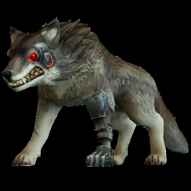 Warhammer 40,000: Space Wolf - Sticker Pack messages sticker-4